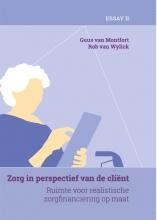 Guus van Montfort, Rob van Wylick Zorg in perspectief van de cliënt (deel 2)