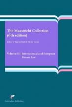 Nicole Kornet Sascha Hardt, The Maastricht Collection (6th edition) Volume III