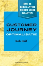 Rob Luif , Customer Journey Optimalisatie