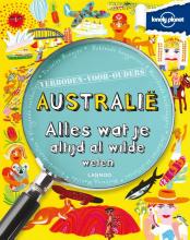 Janine  Scott, Peter  Rees Lonely Planet Verboden voor ouders - Australi