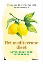 Wilma Van Grinsven-Padberg , Het mediterrane dieet