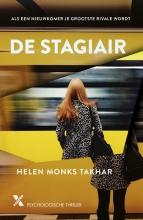 Helen Monks Takhar , De stagiair