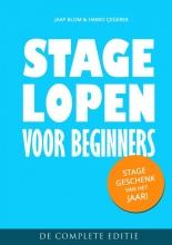 Jaap Blom, Hamid Çegerek Stage lopen voor beginners