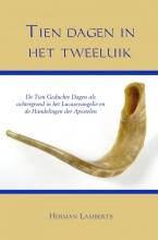 Herman  Lamberts Tien dagen in het tweeluik
