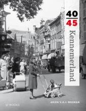 Arjen Bosman , Kennemerland 40-45
