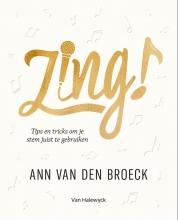 Ann Van den Broeck , Zing!