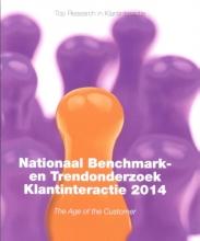 Martine Ferment , Nationaal benchmark en trendonderzoek klantinteractie 2014