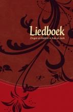Interkerkelijke Stichting voor het Kerklied , Liedboek - rood kunstleer