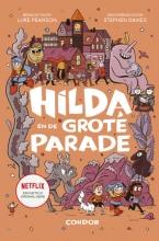Luke Pearson Stephen Davies, Hilda en de grote parade