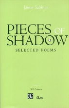 Sabines, Jaime Pieces of Shadow