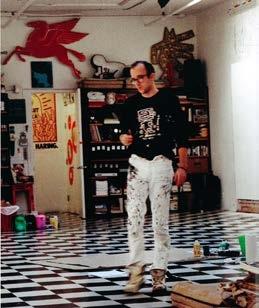 Darren Pih,Keith Haring