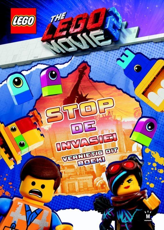 ,Lego Movie 2: Stop de invasie