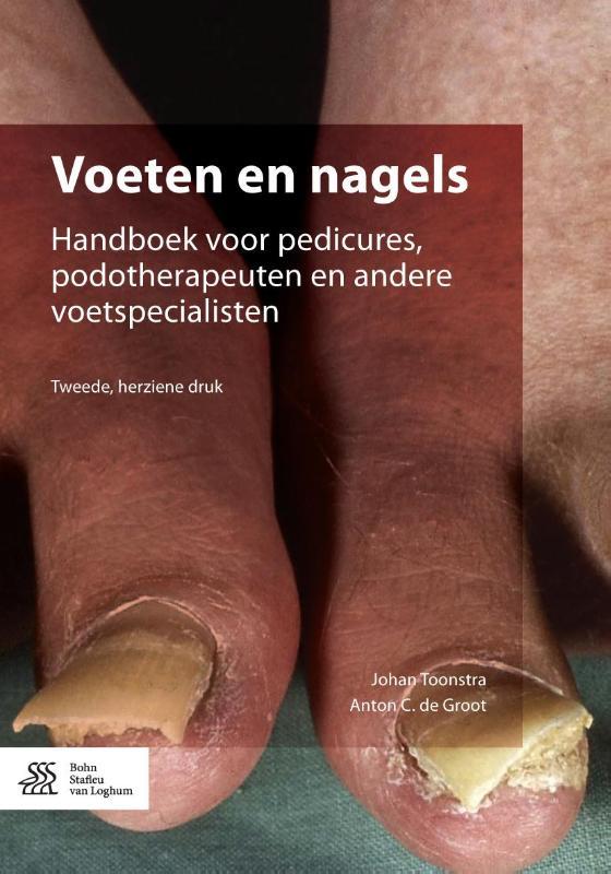 Johan Toonstra, Anton de Groot,Voeten en nagels
