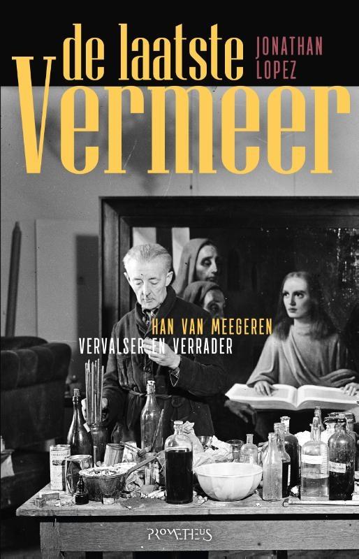 Jonathan Lopez,De laatste Vermeer