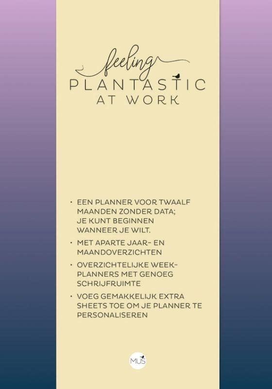 ,Feeling plantastic at work