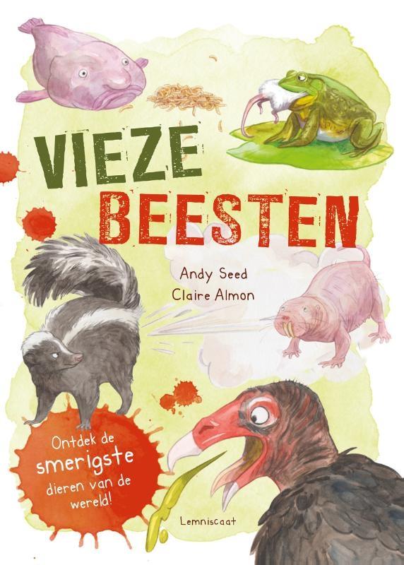Andy Seed,Vieze beesten