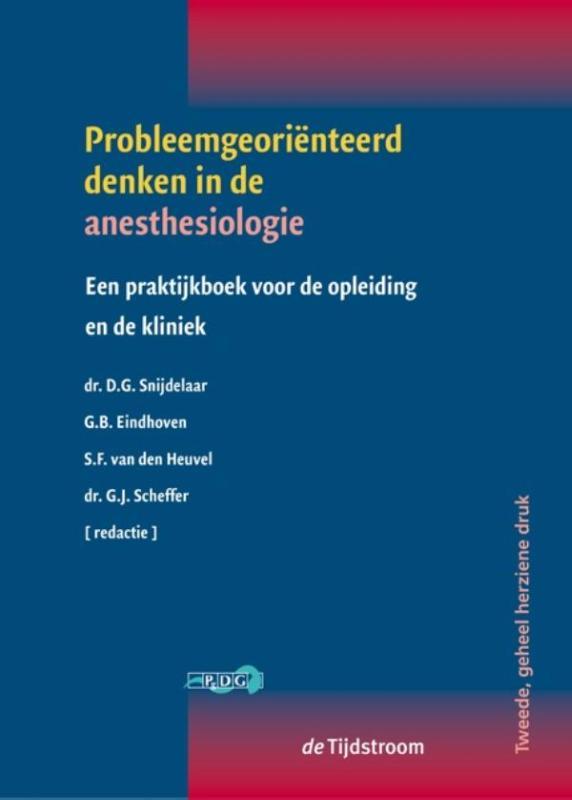 ,Probleemgeoriënteerd denken in de anesthesiologie