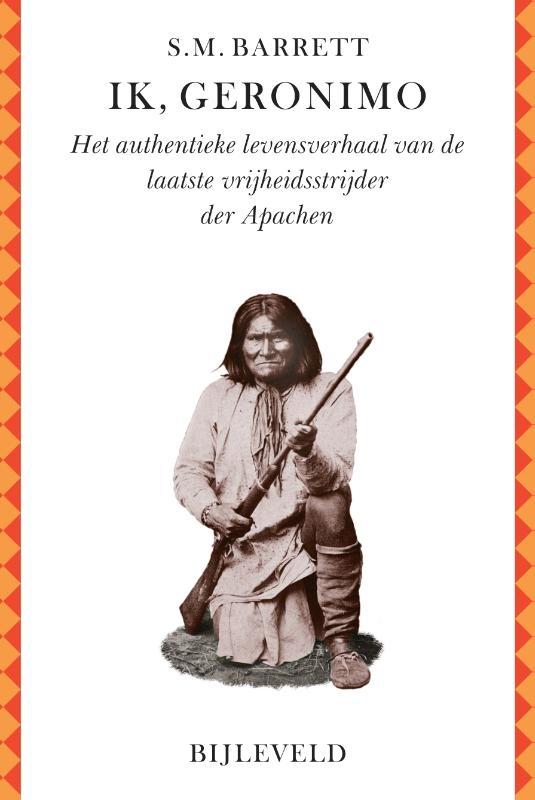 Stephen M. Barrett,Ik, Geronimo