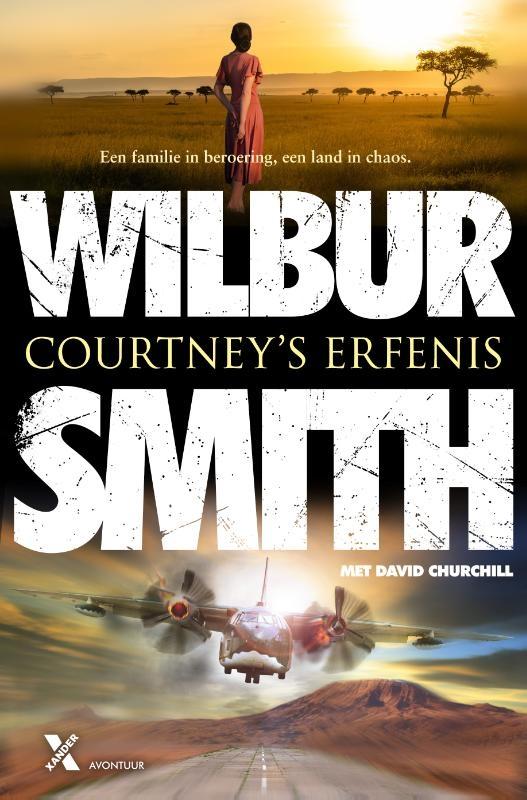 Wilbur Smith, David Churchill,Courtney`s erfenis