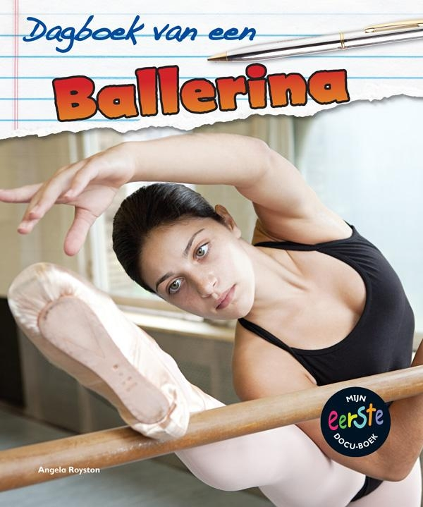 Angela Royston,Ballerina