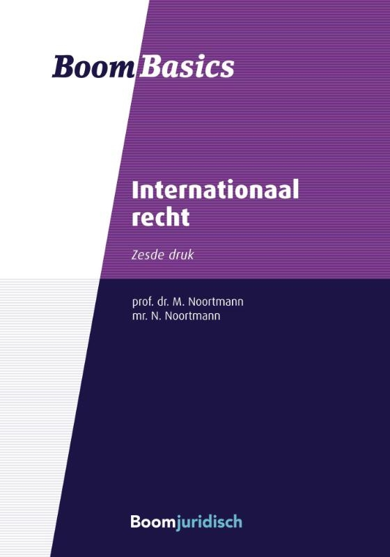 Math Noortmann, Naomi Noortmann,Boom Basics Internationaal recht