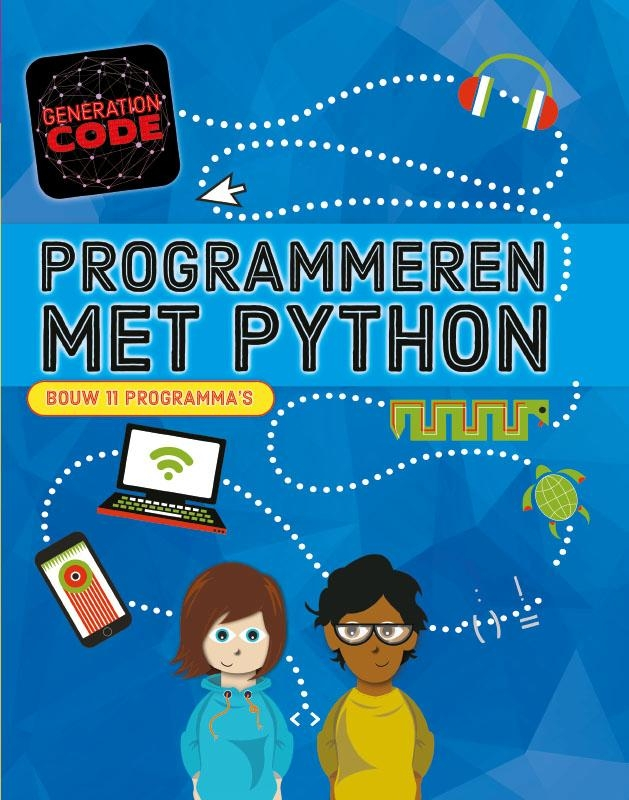 Max Wainewright,Programmeren met Python