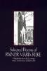 Rilke, Rainer Maria,Selected Poems of Rainer Maria Rilke