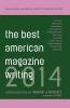 ,The Best American Magazine Writing 2014