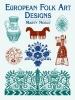 Noble, Marty,European Folk Art Designs
