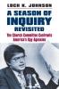 Johnson, Loch K.,A Season of Inquiry Revisited