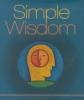 Doubleday, Mini Books,Simple Wisdom