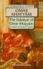Fitzgerald, Edward,Rubaiyat of Omar Khayyam