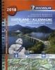 ,<b>Atlas Michelin Duitsland, Benelux, Oostenrijk, Zwitserland en Tsechie 2018</b>