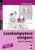 Lange, Hartmut,Lesekompetenz steigern 1