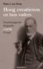 <b>Pieter J. van Strien</b>,Hoog creatieven en hun vaders