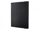 ,<b>notitieboek Sigel Conceptum Pure hardcover met              magneetsluiting A4+ zwart</b>