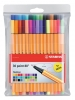 ,<b>Fineliner STABILO point 88 etui à 30 kleuren</b>