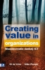 <b>E. de Vries</b>,Creating value