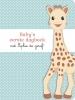 ,Sophie de giraf - Baby`s eerste dagboek