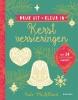Kate  McLelland,Druk uit + kleur in - Kerstversieringen