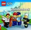 ,<b>LEGO City: Vriendenboek</b>