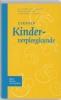 <b>Dejong/beeldman,  Jong, M.A. de</b>,Zakboek kinderverpleegkunde