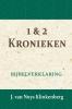 J. van Nuys Klinkenberg,1 & 2 Kronieken