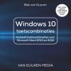 Bob van Duuren,Toetscombinaties Windows 10