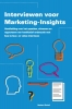 <b>Norbert H.  Scholl</b>,Interviewen voor Marketing-Insights