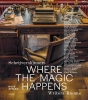 Huib  Afman ,Where the magic happens - Schrijverskamer