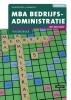 A.  Lammers ,MBA Bedrijfsadministratie met resultaat Theorieboek 3e druk