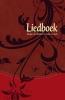 <b>Liedboek koker rood softcover goudsnede</b>,Nieuwe Liedboek
