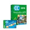 <b>ACSI</b>,ACSI Campinggids - CampingCard ACSI 2018 - set 2 delen