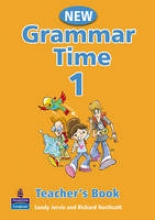Jervis, Sandy Grammar Time Level 1 Teachers Book New Edition